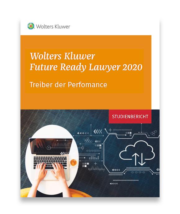Studie: Future Ready Lawyer 2020 von Wolters Kluwer