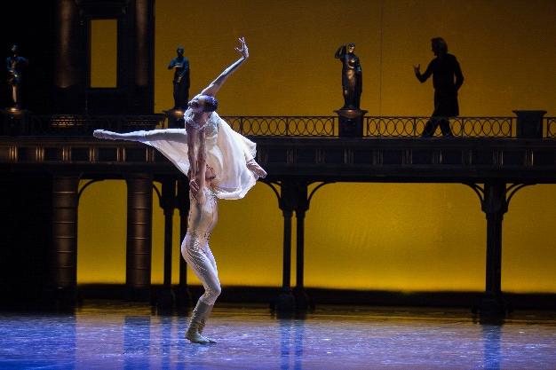 Foto Balletvoorstelling