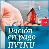 Dación en pago IIVTNU
