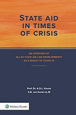 State aid in times of crises